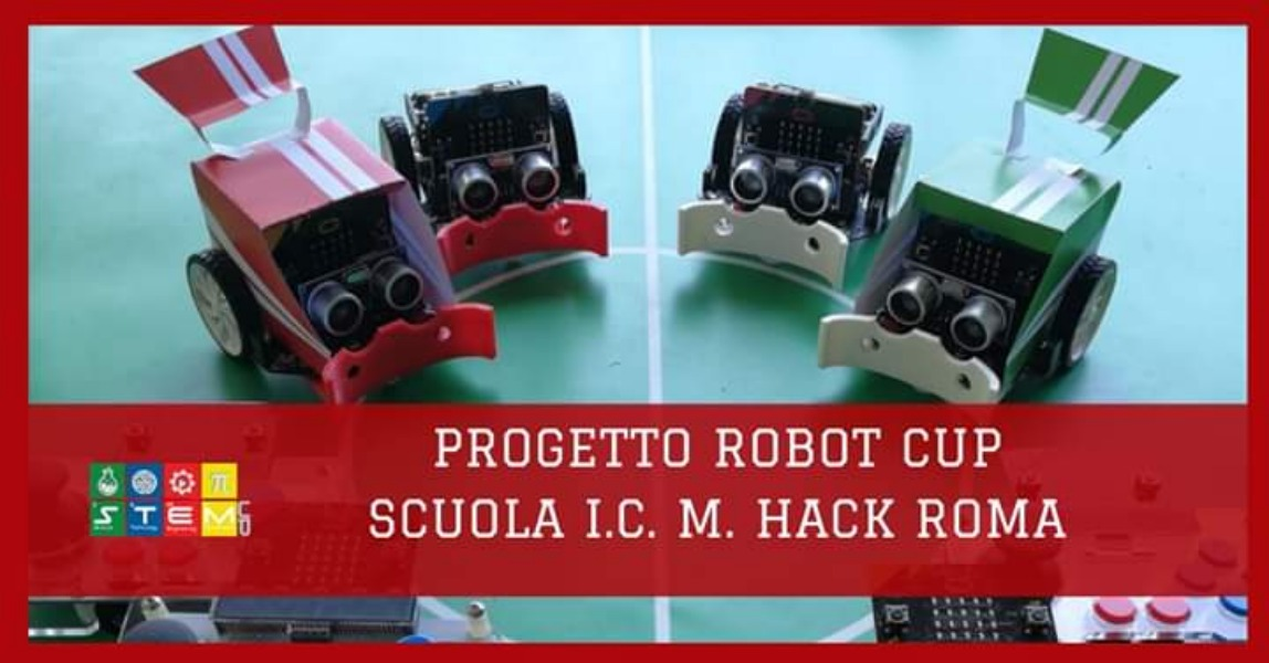ROBOT CUP - AL VIA LA ROBOTICA EDUCATIVA