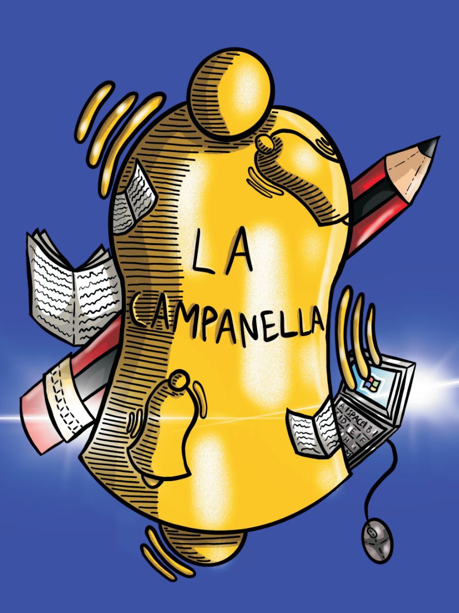 """Edizione Speciale """"La campanella""""  27 Luglio 2020"""