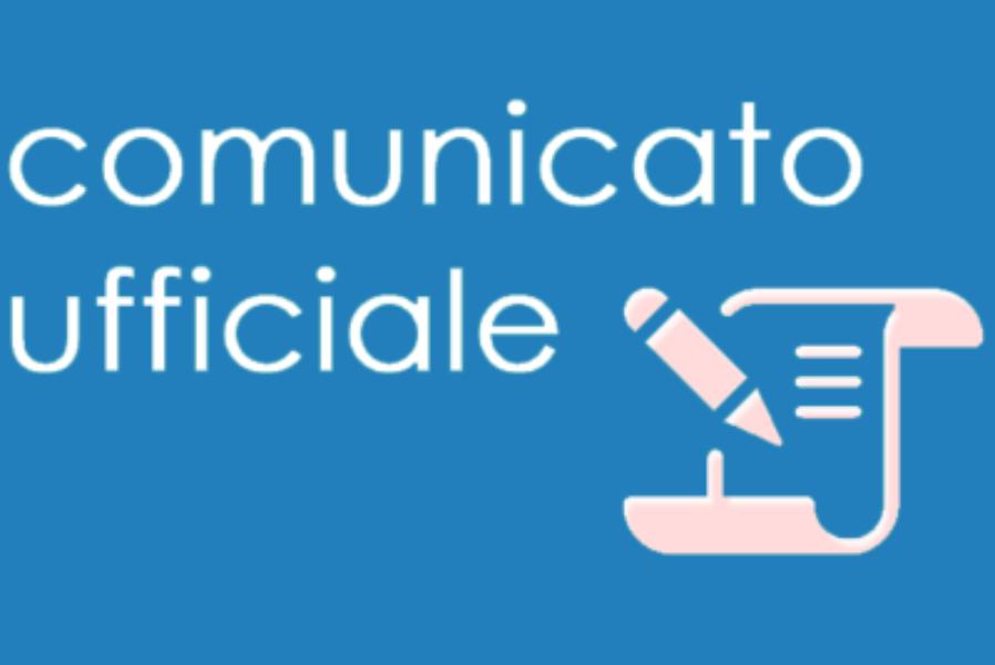 COMUNICATO DEL 7 DICEMBRE LAVORI PLESSO GIROLAMI