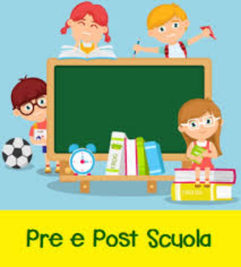 PRE e POST SCUOLA - scuola primaria